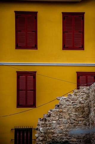 Red & Yellow - Athens