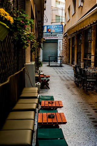 Side Street, Athens