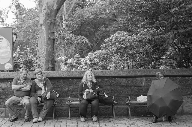 Central Park Patrons