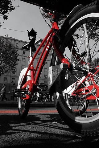 Bicing ~ Barcelona