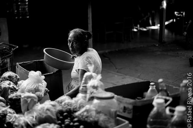 Woman at Market