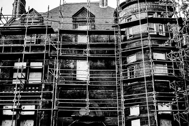 Dupont Square Residential ~ Washington, D.C.