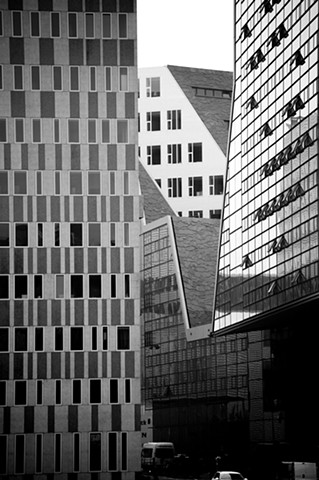 Dancing with Architecture, Amsterdam