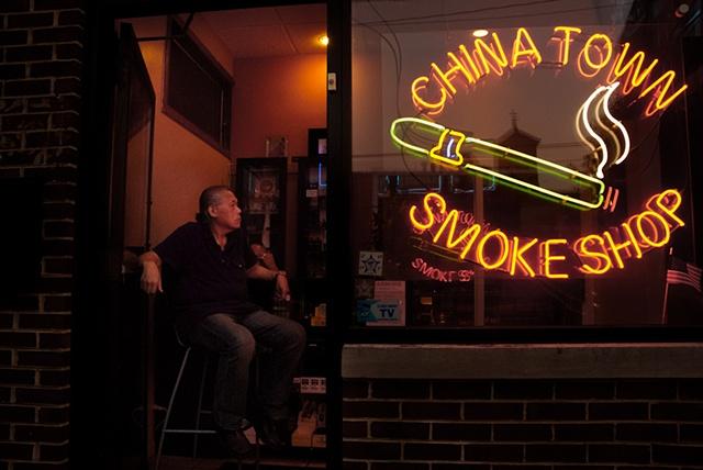 Chinatown Smoke Shop ~ Chicago, IL. USA Chinatown