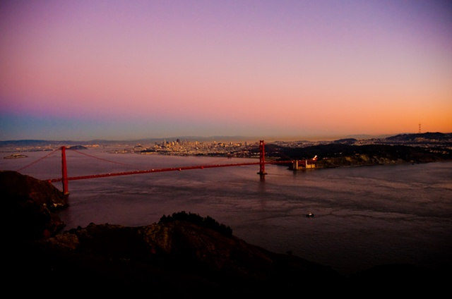 San Fran Bridge ~ San Francisco, CA. USA