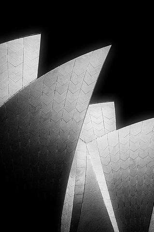Sydney Opera Detail