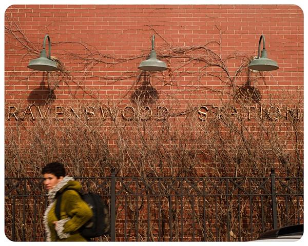 Ravenswood Station ~ Chicago, IL, USA
