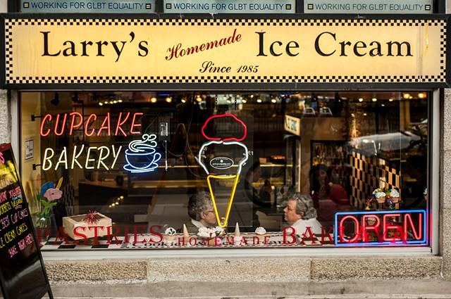 Larry's Ice Cream - Washing, DC