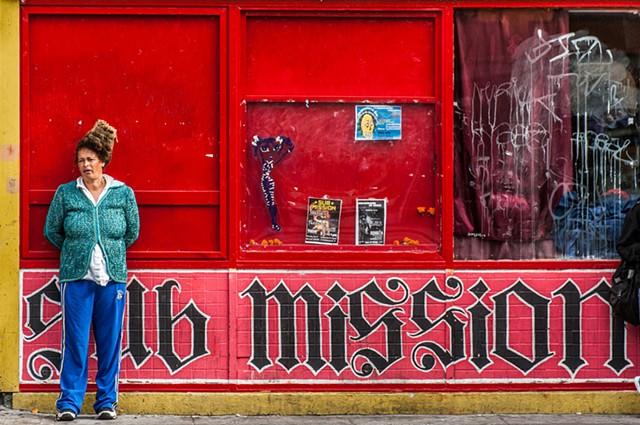 "Mission ~ San Francisco, CA USA ""Mission District"""