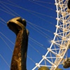 International Brigade Statue @ Jubilee Gardens ~ London