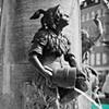Marienplatz Statue ~ Munich