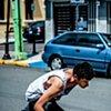 Skateboader - Patillas