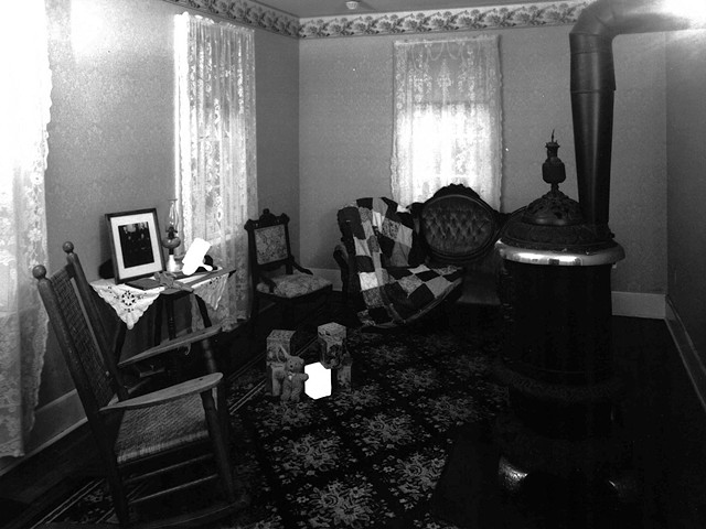 View of a Living Room
