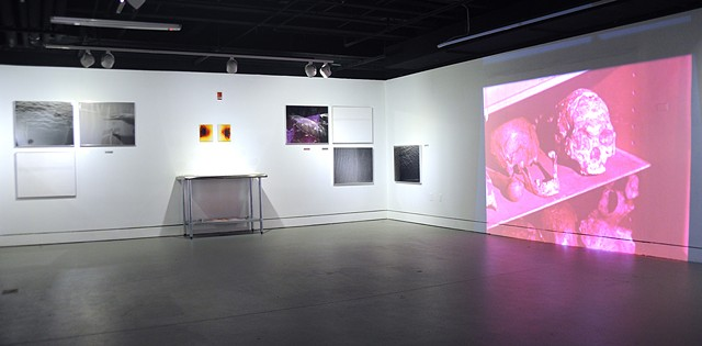 Arlington Art Center Experimental Gallery October 24 - December 20, 2015