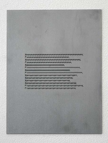 Steel Sonnet #4