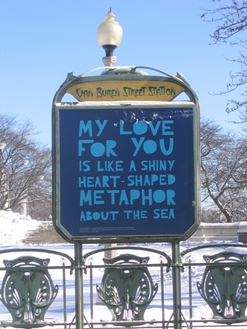 Meta metaphor