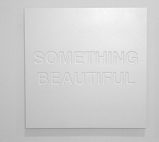 Something Beautiful (Memorial)