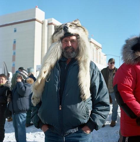 Wolfman, Fairbanks, AK