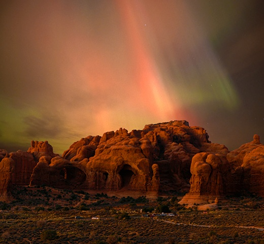 Cove of Caves, Arches National Park
