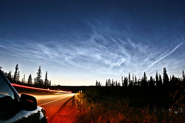 sheep creek road, fairbanks, alaska