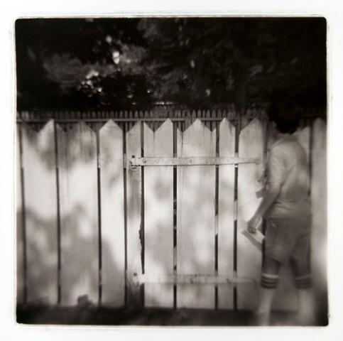 Yates at Fence