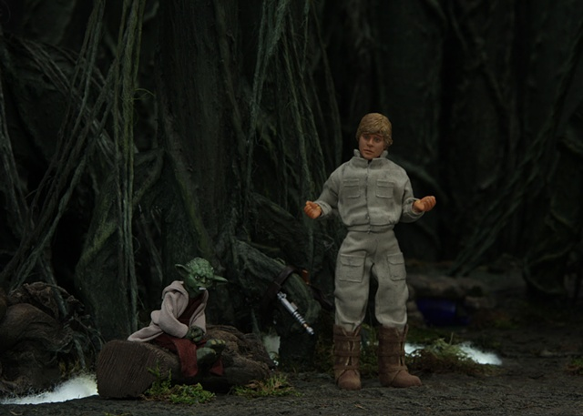 Dagobah After photo