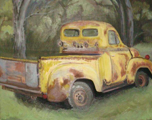 Yellow Truck 2
