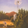 John Marin Paints on the Turquiose Trail