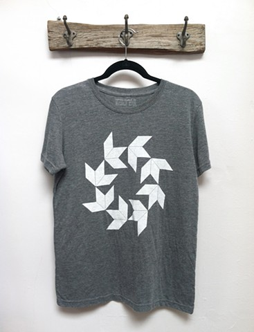 HEXAFOOS Flying Sparrows (White)