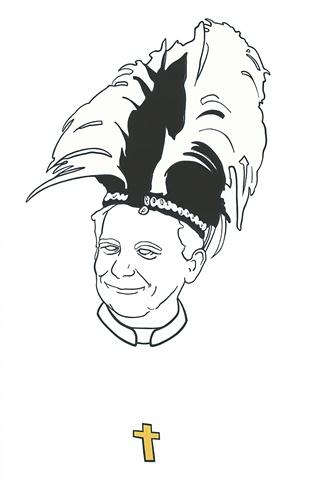 When in Rome Pope John Paul II, Africa, 1980