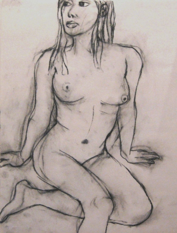 ~Sketch (from Life - Drawing)