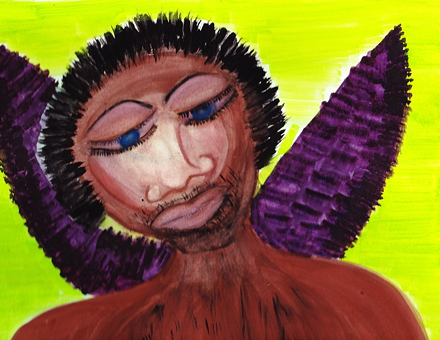 Man Angel (SOLD)