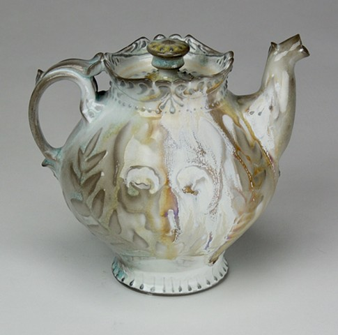 Victory of Death Teapot