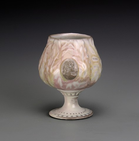 Ceremonial Stemmed Glass