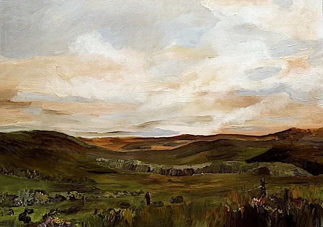 Knockmealdown mountains,Waterford, Ireland,limited edition print, Newcastle, Tipperary,