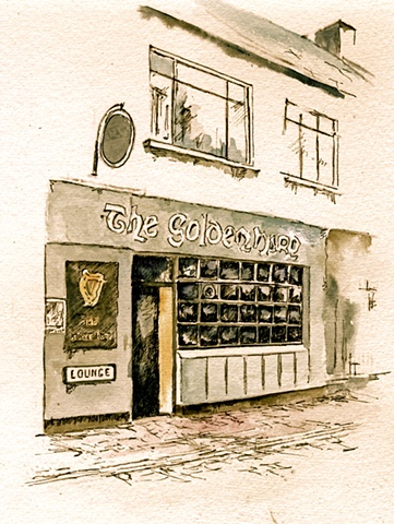 The Golden Harp  Clonmel (Traditional Shop Fronts Series)