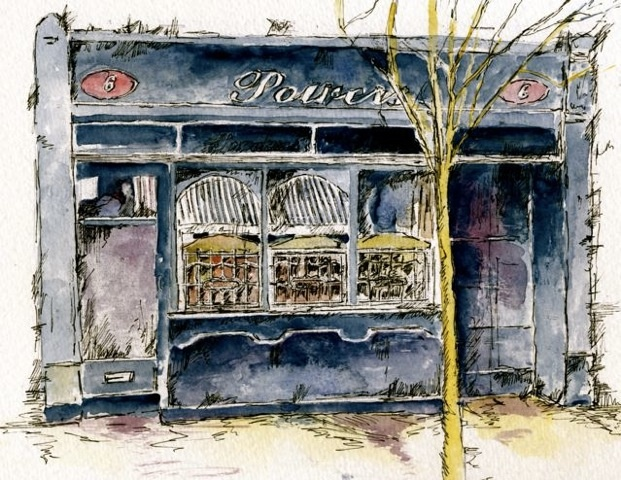 Power's Public House Gladstone Street Clonmel (Traditional Shopfronts series)