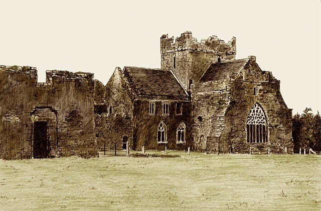 Kilcooley Abbey 1 Co. Tipperary