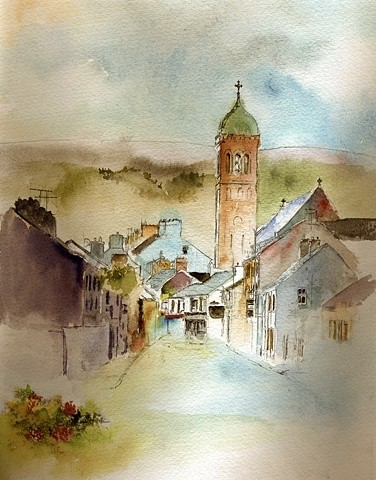 clonmel, ireland, limited edition,local scene, emigration home