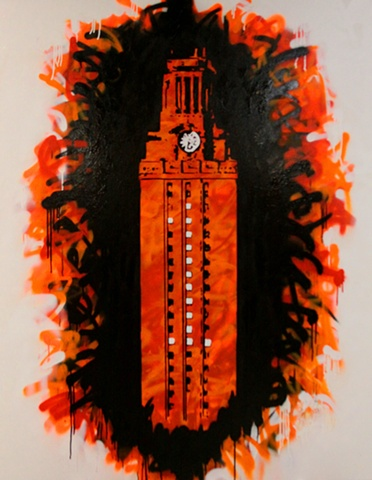 """University of Texas Tower"""