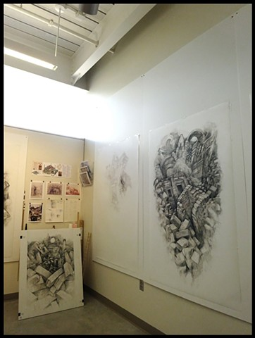 Work in Progress: Studio Shot