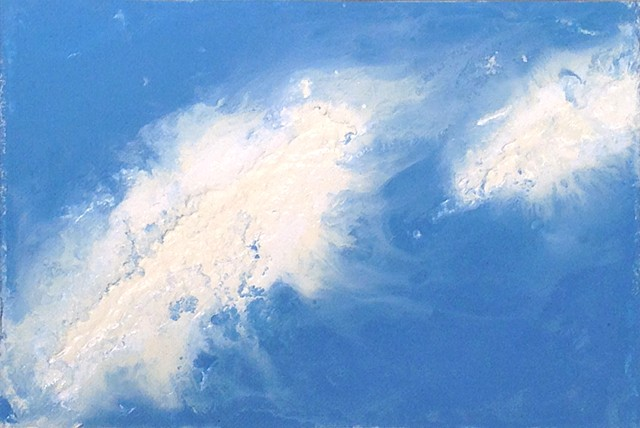 Sky Clouds, Puffy Cloud, Cloud Painting, Relief Painting, Clouds, Cloud, Cloud Bank, Blue Sky, Cloud in Sky, Cloud in Blue Sky, White Cloud, Drifting