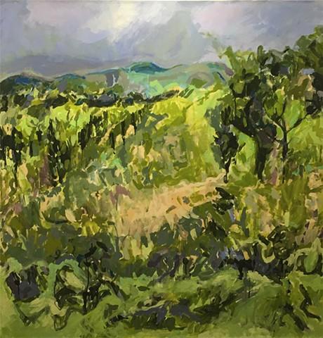 Tuscan Olive Garden