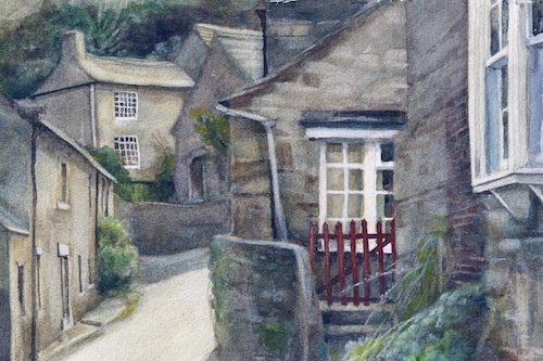 Front Nook, West Burton Village, Yorkshire Dales