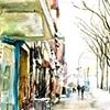 Ontario Street, Stratford, Ontario.