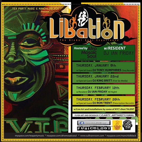 Libation Flyer #3