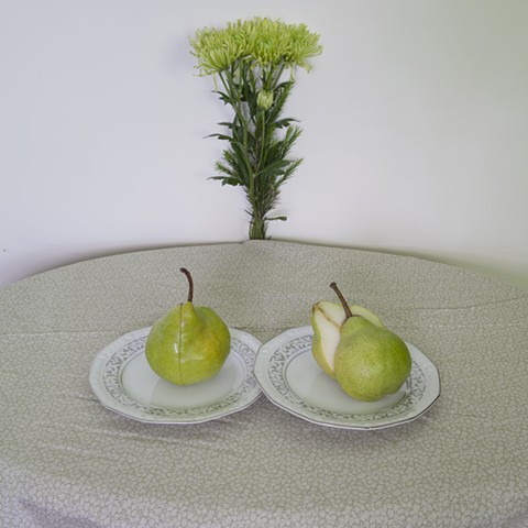 Still Life with Pears 1