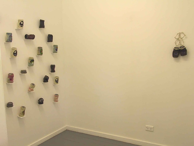 Cold Comfort (install shot)