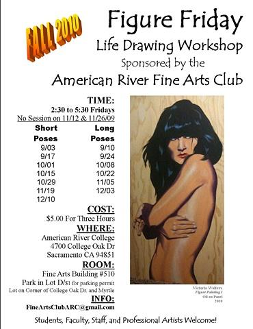 FAC Art Flyer