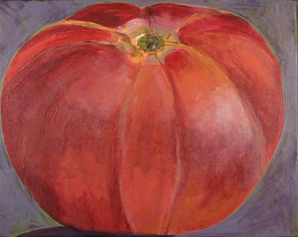 Roughton Tomato Painting